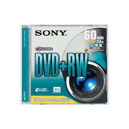 2.8GB 8cm Video DVD+RW, , hi-res
