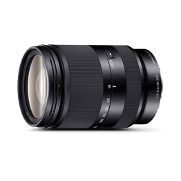 APS-C E-Mount 18-200mm F3.5-6.3 OSS LE Zoom Lens, , hi-res