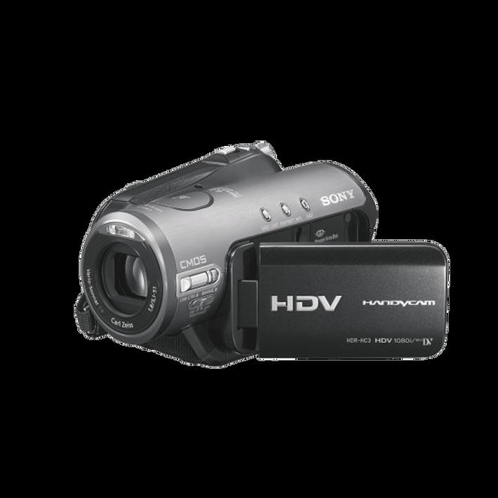 HC3 HDV Handycam, , product-image