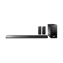 5.1ch Home Cinema System with Wi-Fi/Bluetooth