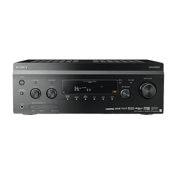 7.1 Channel DA Series HD Receiver (Black), , hi-res
