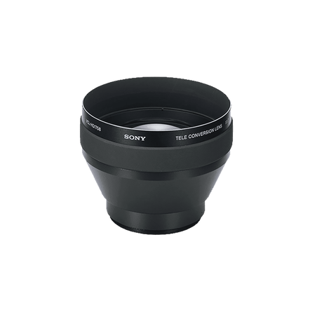 Tele Conversion Lens for Camcorder