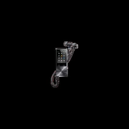 A Series High-Resolution Audio 16GB Walkman (Silver), , hi-res