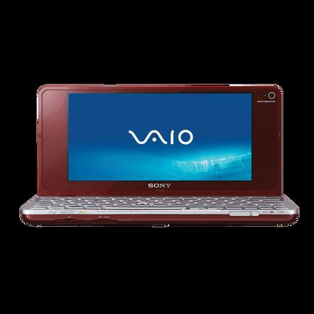 """8"""" VAIO P (Garnet Red), , hi-res"""