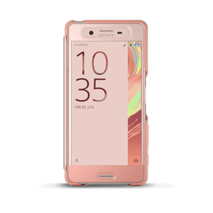 Style Cover Touch SCR56 for Xperia X Performance (Rose Gold), , product-image