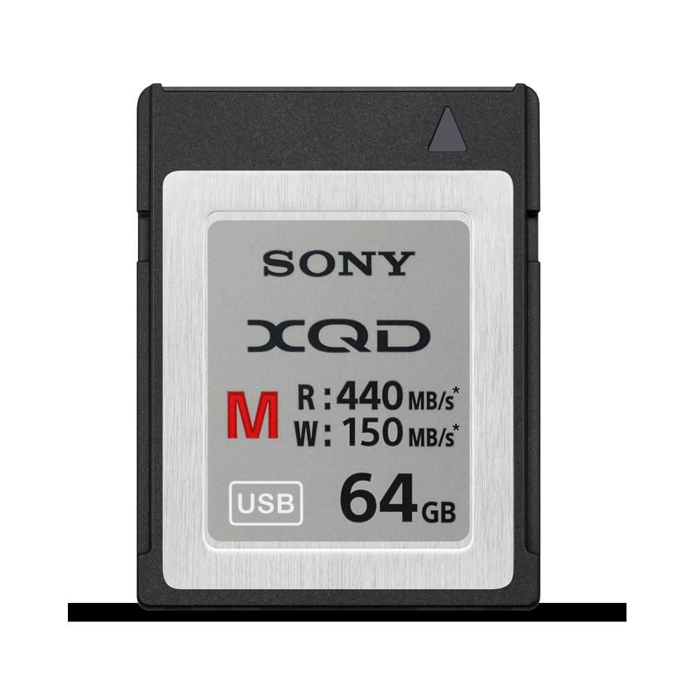 XQD M Series 64GB Memory Card, , product-image