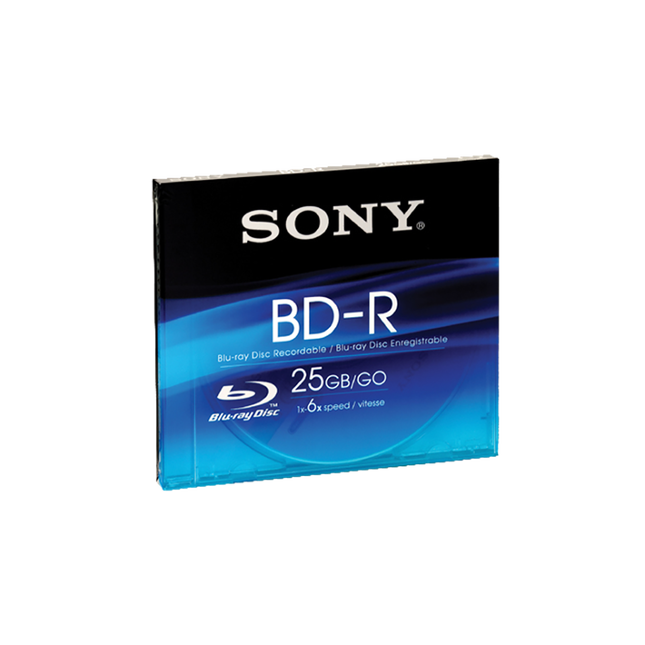 25GB Blu-ray Disc (Write Once), , product-image