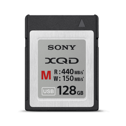XQD M Series 128GB Memory Card, , hi-res