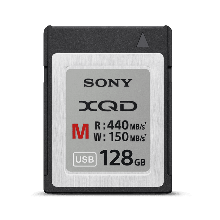 XQD M Series 128GB Memory Card, , product-image
