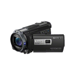 HD 96GB Flash Memory Handycam with Built-in Projector, , hi-res