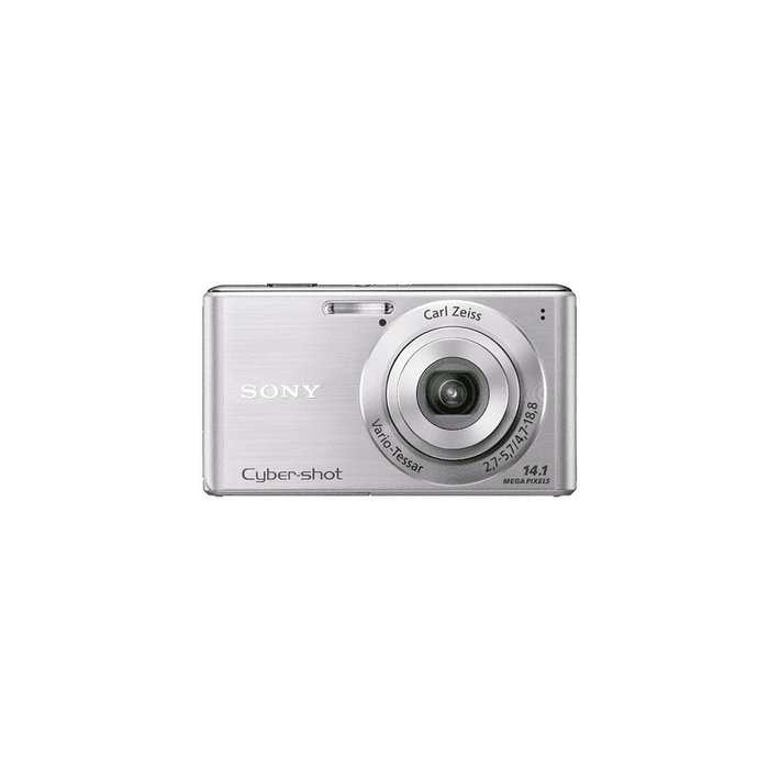 14.1 Mega Pixel W Series 4x Optical Zoom Cyber-shot (Silver), , product-image
