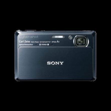 10.2 Mega Pixel T Series 4x Optical Zoom Cyber-shot (Blue), , hi-res