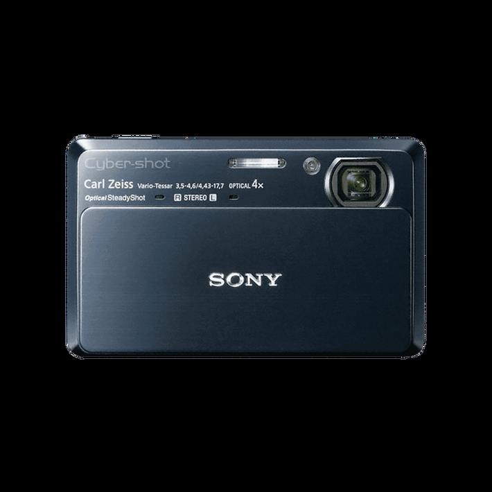10.2 Mega Pixel T Series 4x Optical Zoom Cyber-shot (Blue), , product-image