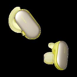 WF-SP900 Sports Wireless Headphones (Yellow), , hi-res