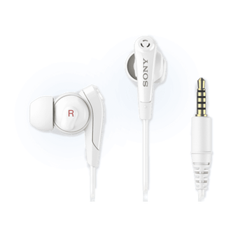 Digital Noise Cancelling Headset (White), , hi-res