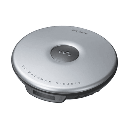 Trendy and Affordable CD Walkman, , hi-res