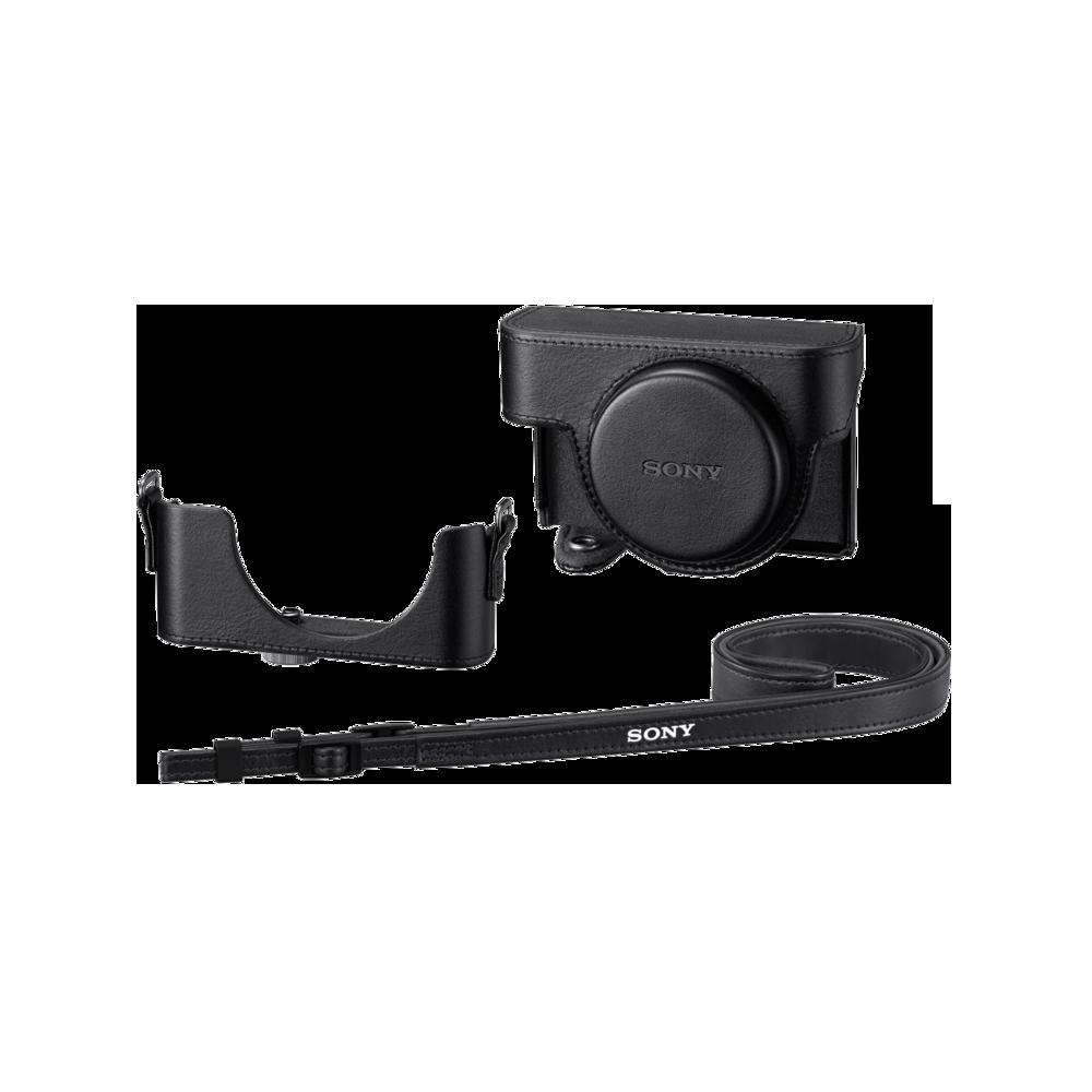 LCJ-RXK Jacket Case for RX100 Series (Black), , hi-res