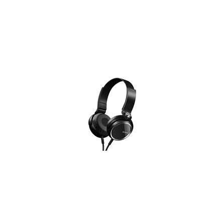 XB400 Extra Bass (XB) Headphones (Black), , hi-res