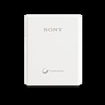 Portable USB Charger 3400mAH (White), , hi-res