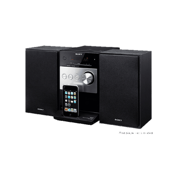 CD Tuner Micro Hi-Fi System with iPod Dock, , hi-res