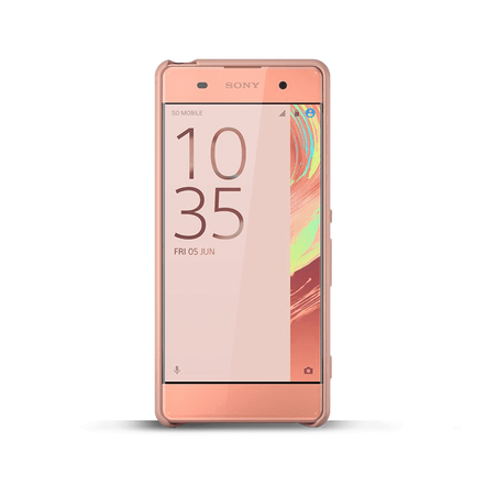 Style Cover SBC26 for Xperia XA (Rose Gold), , hi-res