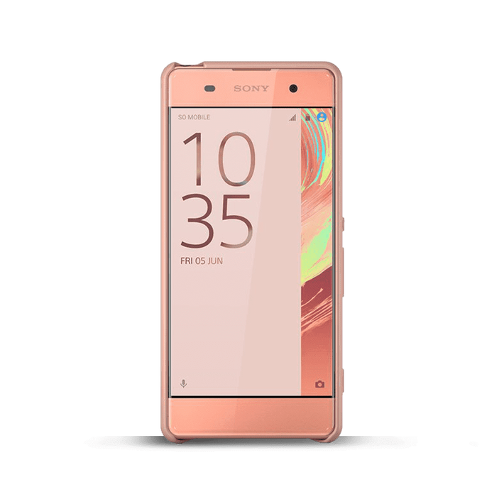 Style Cover SBC26 for Xperia XA (Rose Gold), , product-image