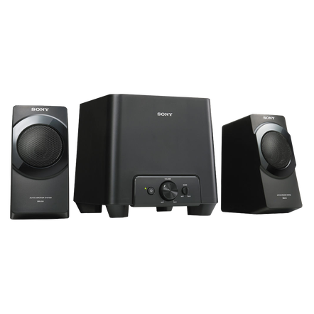 2.1 Channel Multimedia Speakers