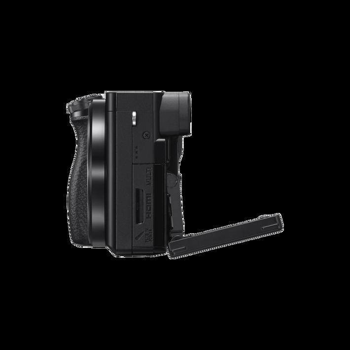 Alpha 6100 Digital E-Mount Camera with 24.2MP APS-C Sensor, , product-image