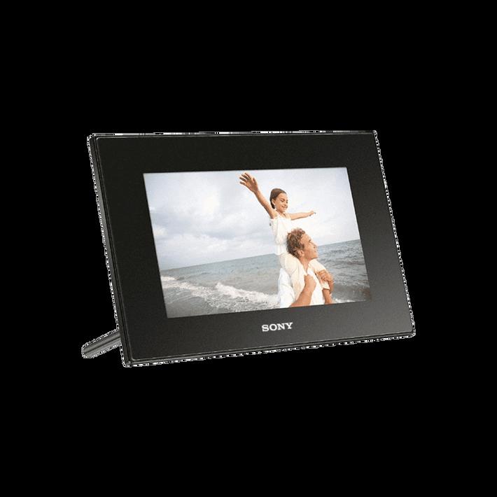 "7"" Digital Photo Frame (Black), , product-image"