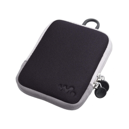Carrying Case for Walkman Video MP3 Players (Black), , hi-res