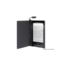 Cover with Light for PRS-T1 Reader (Black), , hi-res