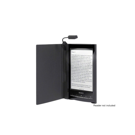 Cover with Light for PRS-T1 Reader (Black)