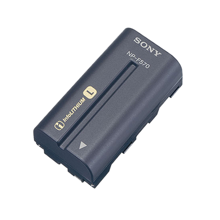 Infolithium L Series Camcorder Battery