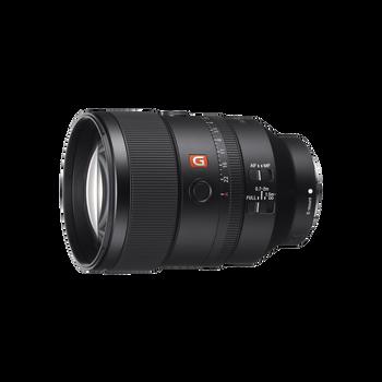 Full-Frame E-Mount 135mm F1.8 G-Master Lens
