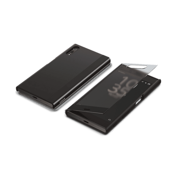 Style Cover Touch SCTF10 for Xperia XZ (Black), , hi-res