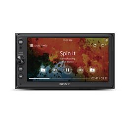 Android Double DIN AV Receiver with Bluetooth, , hi-res