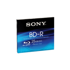 25GB Blu-ray Disc (Write Once)