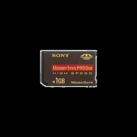 1GB Memory Stick Pro Duo