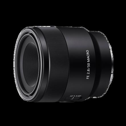 E-Mount FE 50 mm F2.8 Macro Lens, , hi-res