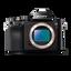 Alpha 7 Digital E-Mount Camera with Full Frame Sensor (Body only)