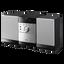 CD Tuner Cassette Micro Hi-Fi System
