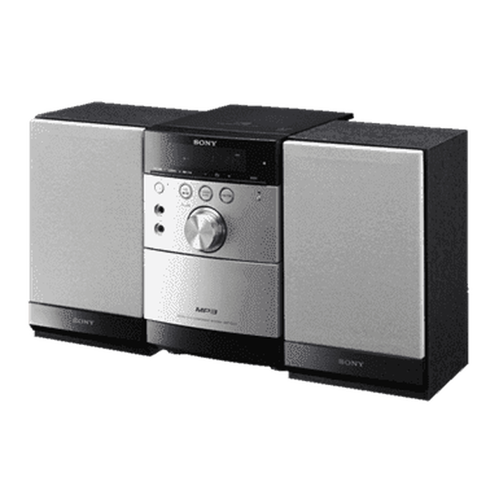 CD Tuner Cassette Micro Hi-Fi System, , product-image