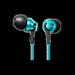 EX100 In-Ear Monitor Headphones (Turquoise), , hi-res
