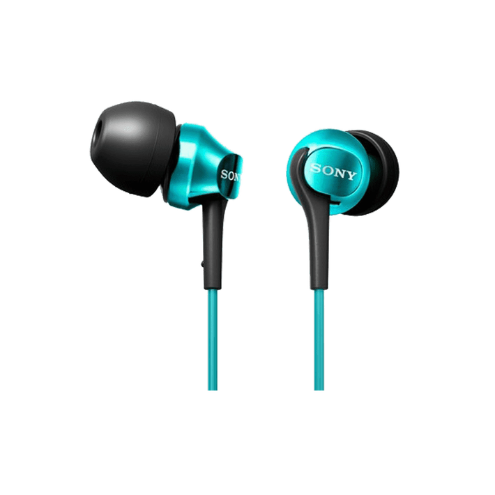 EX100 In-Ear Monitor Headphones (Turquoise), , product-image