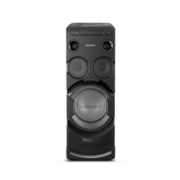 High Power Home Audio System with Bluetooth and Wi-Fi