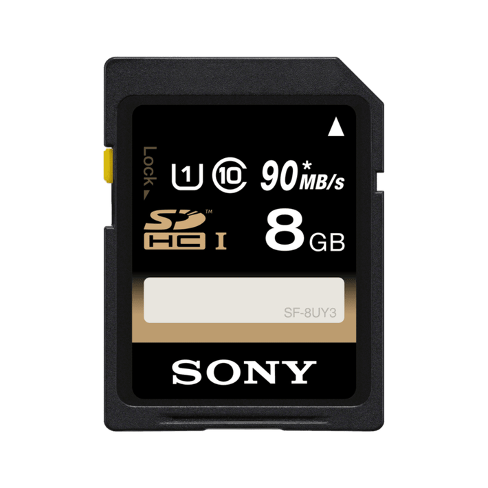 SF-UY3 Series SD Memory Card, , product-image