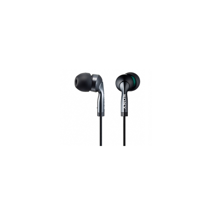 EX57 In-Ear Headphones (Black)