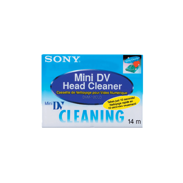 Mini DV Video Cleaning Tape, , product-image
