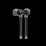 In-Ear Lightweight Headphones (Black), , hi-res