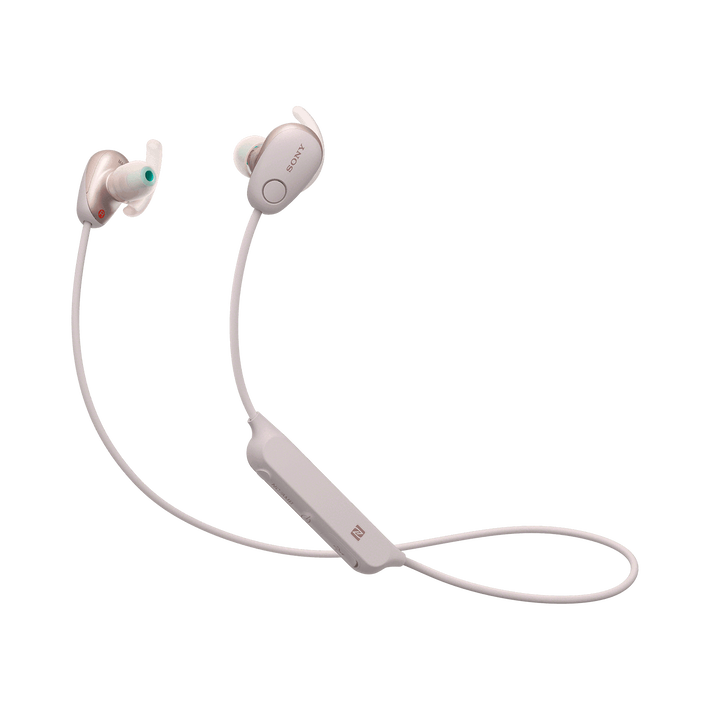 SP600N Wireless In-ear Sports Headphones (Pink), , product-image